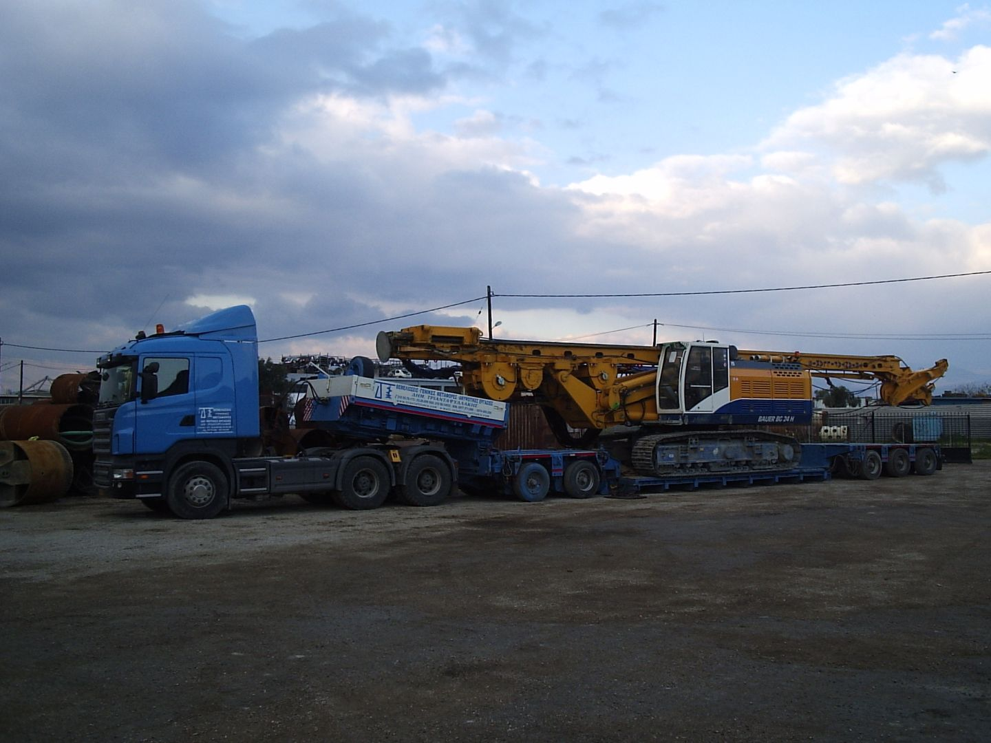 5 GOLDHOFER THP.ET 2+3 AXLES