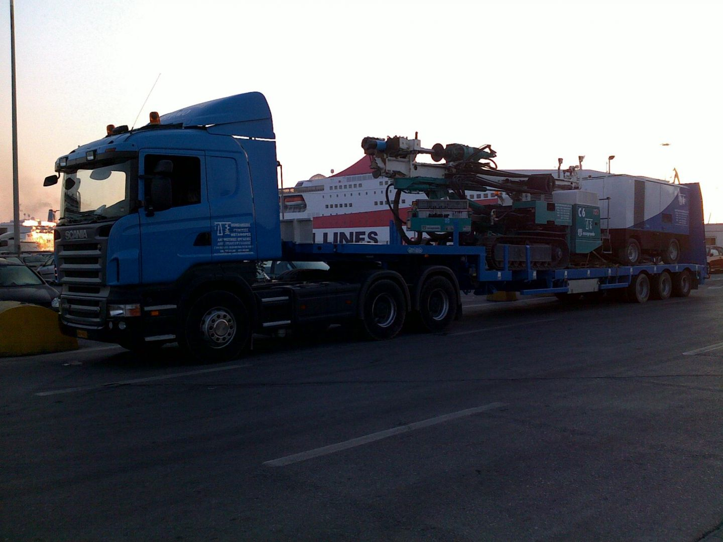 6 NOOTEBOOM SEMI-LOW LOADER